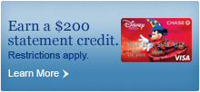 Earn a $200 statement credit. Restrictions apply.
